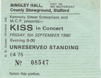 Kiss Bingley Hall 18