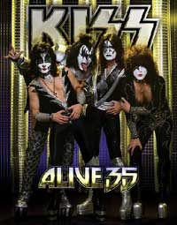 Alive 35 Tourbook Cover