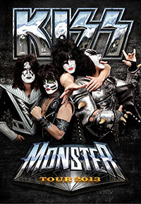 Monster (Europe) Tourbook Cover