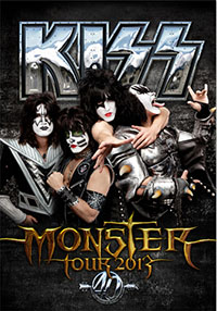Monster (USA) Tourbook Cover