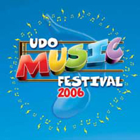 Udo Music Festival 2006 Tourbook Cover